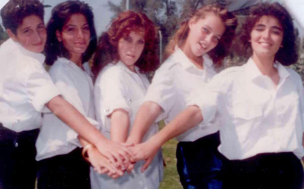 להקת שיר כך זה התחיל: אילנה חן, שירי ששון, דנה יסן, אביבית רווח וערן יובן