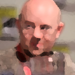 איש עם קרחת צילום: Gage_Skidmore